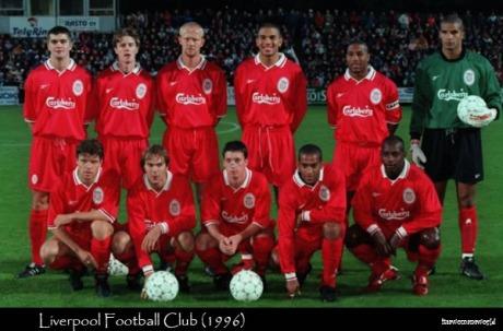 Liverpool FC 1996