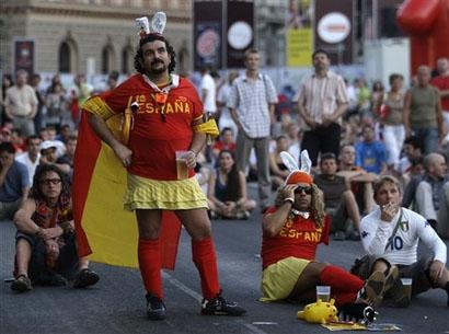 Spainish Fans